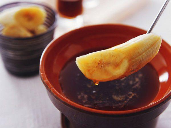 Recette — Bananes congelées à la tire d'érable