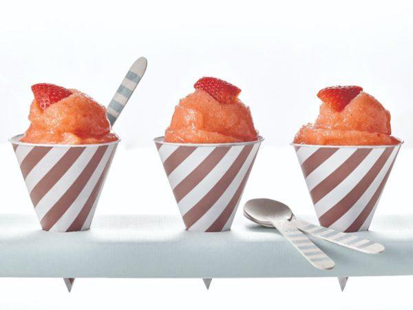 Recette — Barbotine à la fraise et à l'érable