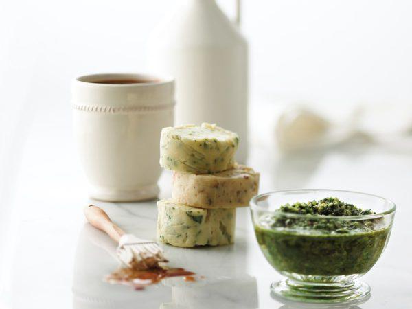 Recette — Beurre ciboulette à l'érable