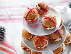 Biscuits moelleux à la crème d'érable