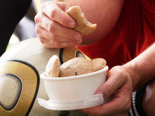 Recette — Biscuits moelleux aux bananes et à l'érable