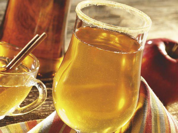 Recette — Boisson au cidre chaud à l'érable