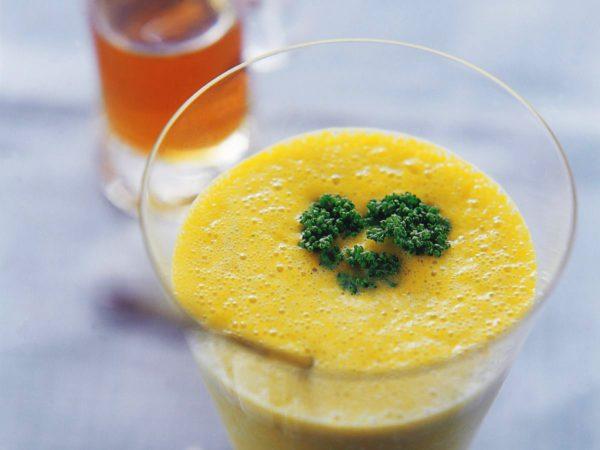 Recette — Boisson fouettée de lait de soya à la citrouille et au sirop d'érable