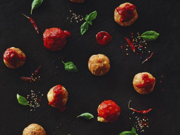 Recette — Boulettes de Dindon Farcies au Fromage et à l'Érable
