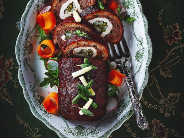 Recette — Bûche de pain de viande à l'érable