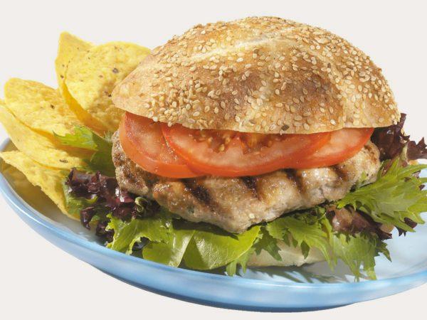 Recette — Burger à l'érable