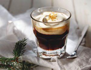 Café flambé inspiration cabane à sucre