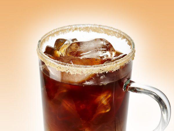 Recette — Café latté froid à l'érable