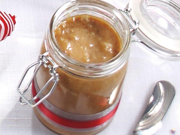 Recette — Caramel aux noix et à l'érable