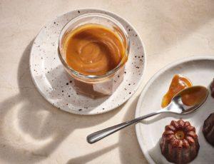 Caramel choco-érable à la fleur de sel