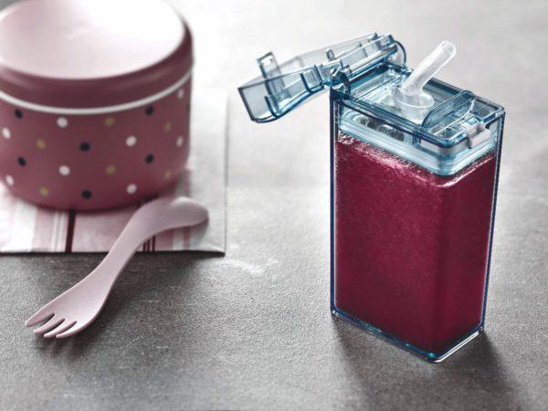 Recette — Cocktail aux bleuets et à l'eau d'érable