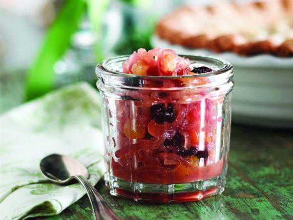 Recette — Compotée d'oignons aux fruits secs et à l'érable
