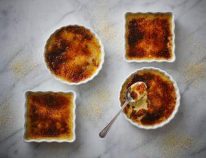 Recette — Crème brûlée à l'érable