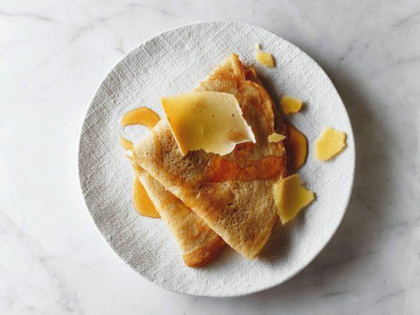 Recette — Crêpes aux poires et à l'érable