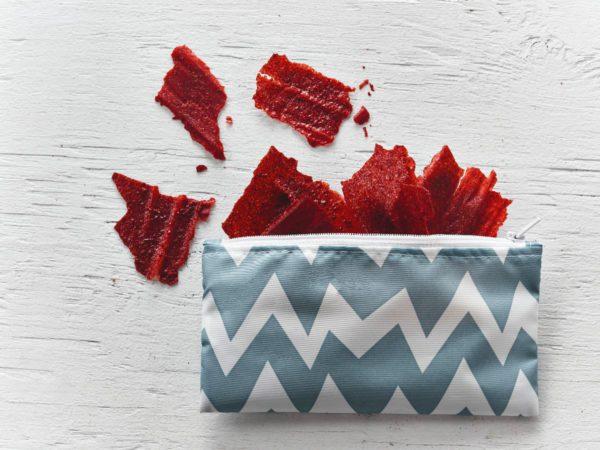 Recette — Croustilles de fraise à l'érable