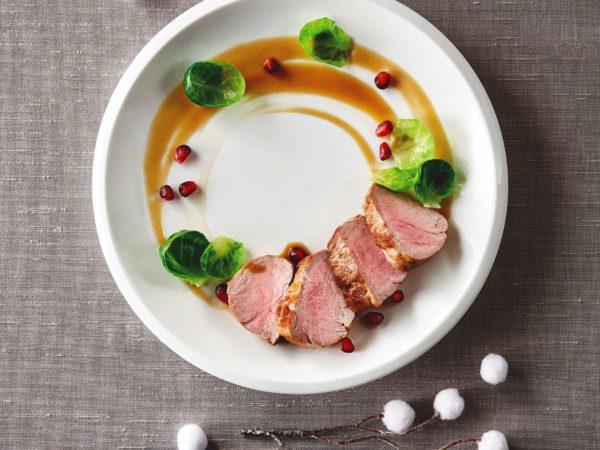 Recette — Filet de porc au réduit Piger Henricus et à l'érable