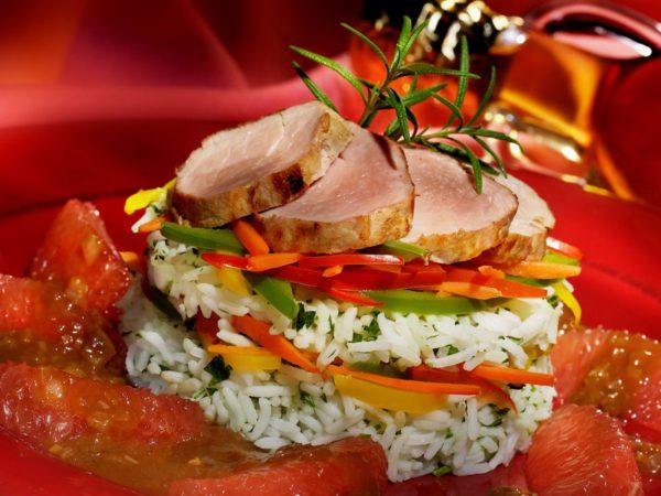 Recette — Filet de porc glacé à l'érable et au pamplemousse rose
