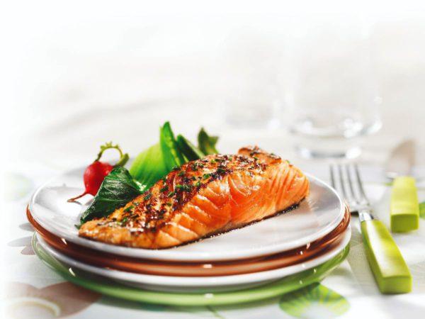 Recette — Filet de saumon à la ciboulette et à l'érable