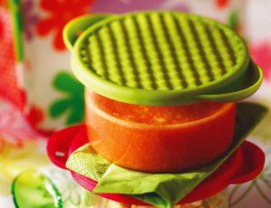 Gaspacho orange à l'érable