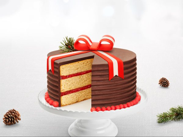 Recette — Gâteau à l'érable, aux fraises et au chocolat
