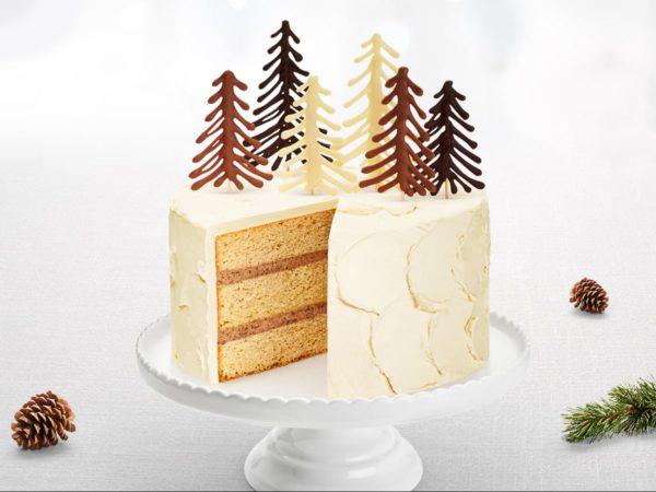Recette — Gâteau à l'érable, aux noisettes et au chocolat
