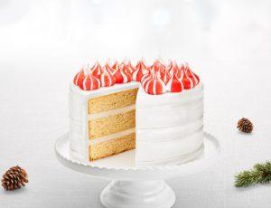 Gâteau à l'érable et à la crème de marrons