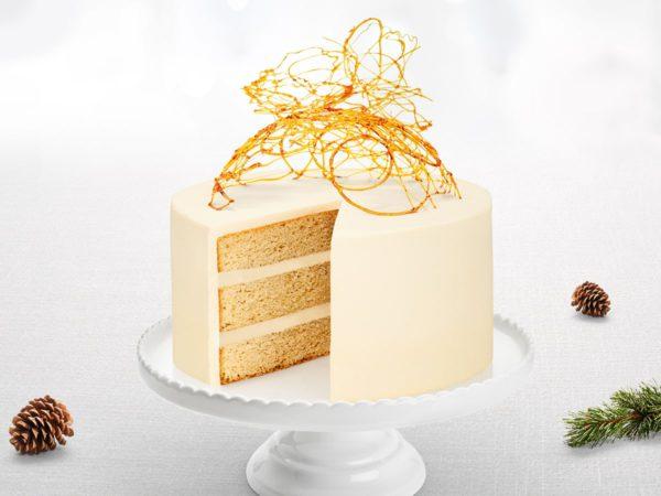 Recette — Gâteau à l'érable et au mascarpone