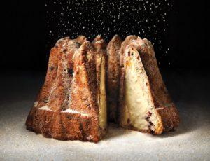 Gâteau aux fruits au coeur fondant à l'érable