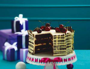 Gâteau Forêt d'érable