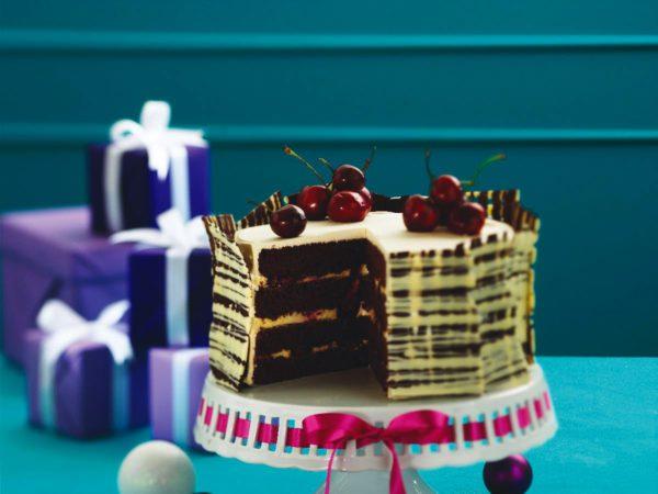 Recette — Gâteau Forêt d'érable