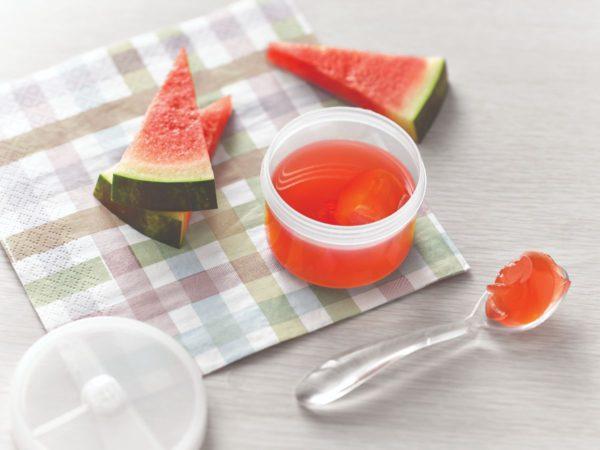Recette — Gelée au melon d'eau et à l'érable