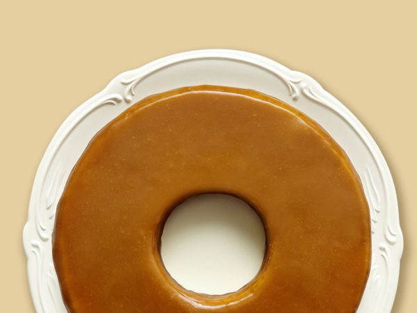 Recette — Glaçageau caramel salé et à l'érable
