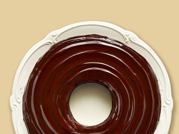 Recette — Glaçage au chocolat noir et à l'érable