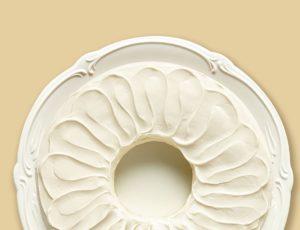Glaçageau mascarpone fouetté au beurre d'érable