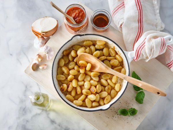 Recette — Gnocchis caramélisés à l'érable sauce tomate