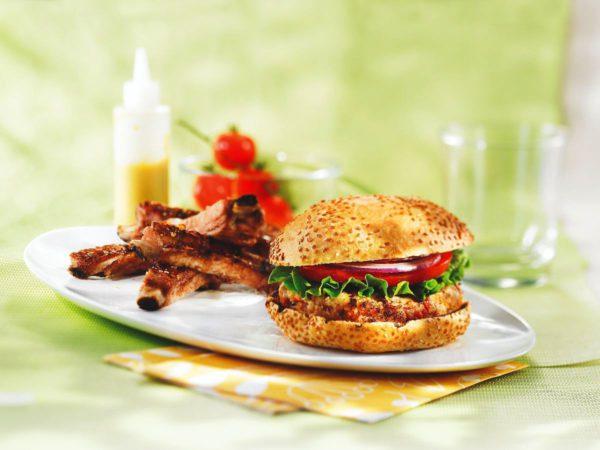 Recette — Hamburgers de dinde à l'érable