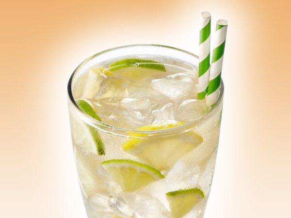 Recette — Limonade à l'érable
