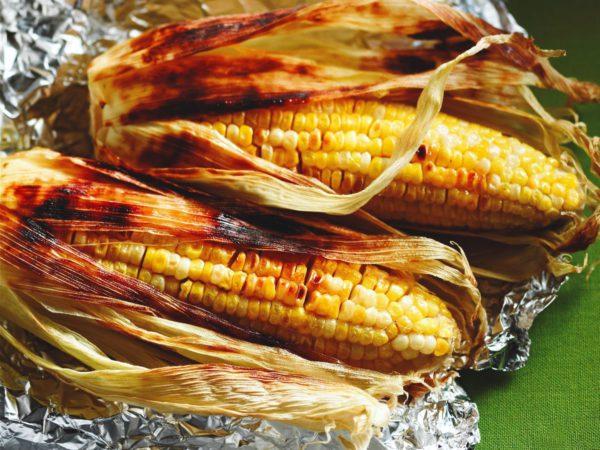 Recette — Maïs grillés à l'érable