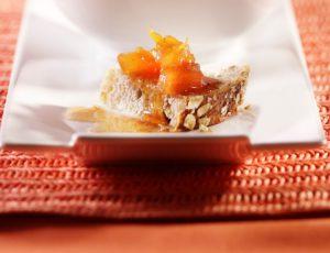 Marmelade de poires et de citrons à l'érable