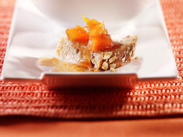 Recette — Marmelade de poires et de citrons à l'érable