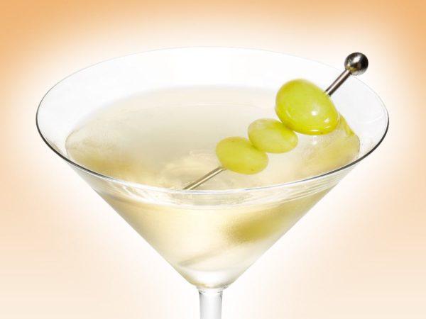 Recette — Martini à l'érable