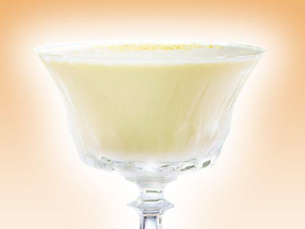 Recette — Martini tarte à l'érable