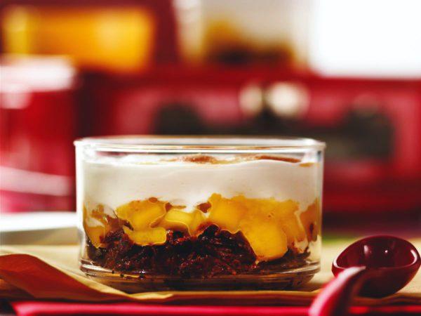 Recette — Mini pâté chinois-dessert à l'érable