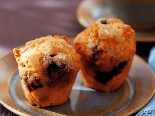 Recette — Muffins à l'érable