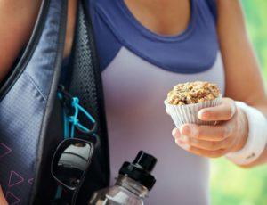 Muffins au son, aux dattes et à l'érable