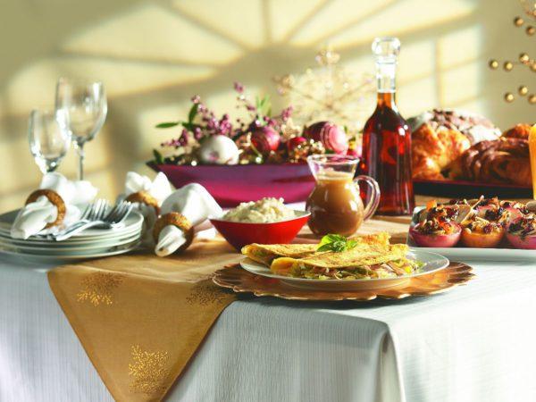 Recette — Omelettes au proscuitto et poireaux caramélisés à l'érable