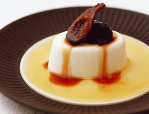 Panna cotta à l'érable