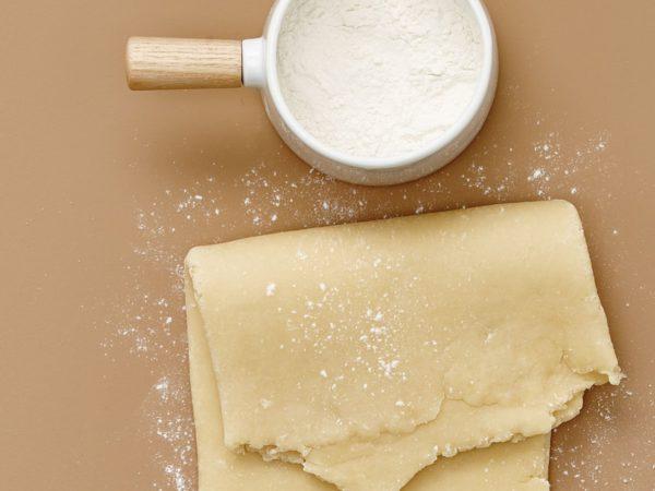 Recette — Pâte brisée feuilletée à l'érable