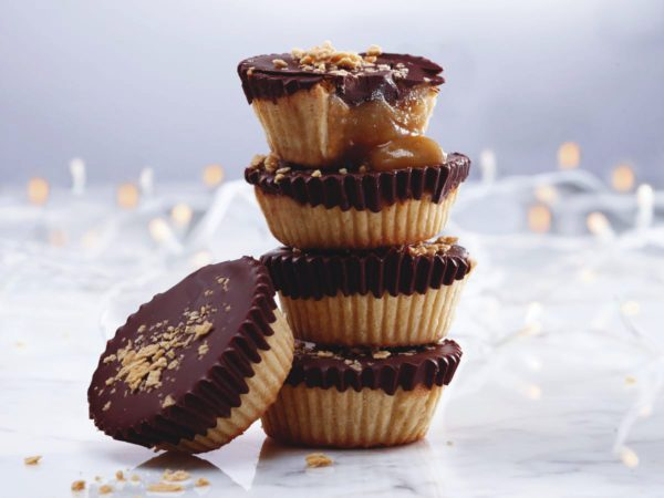 Recette — Petits fours truffés au caramel d'érable