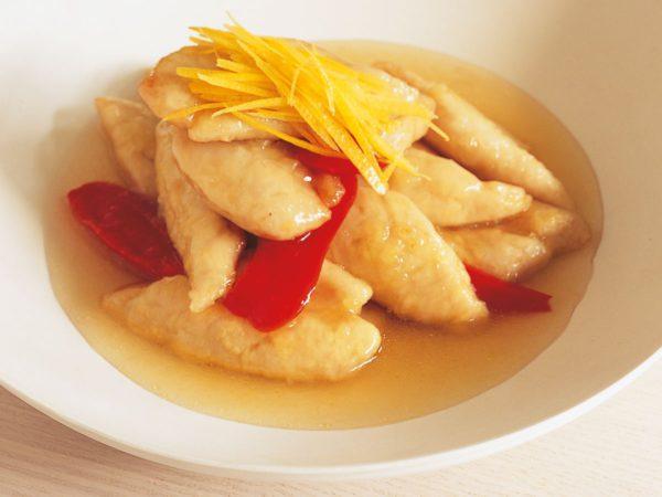 Recette — Poitrines de poulet dans une sauce érable et citron